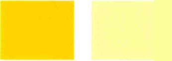 안료-노란색 -180- 색